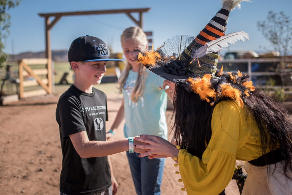 Meet Our Witches – Staheli Family Farm   Washington, Utah